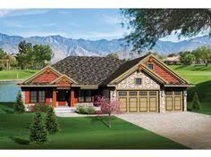 Craftsman Style House Plans Ranch by My Favorite Looking To Simplify Life Plan 430 117 Houseplans