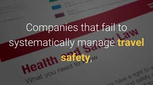 Business Travelthe Unsafe Workplace