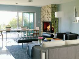 use alloy light blue for impressing modern living room my home