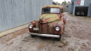 1947 International Harvester KB-2 For Sale Near Freeport, Maine ...