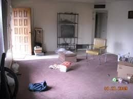 Garbage Junk Clutter Living Room Fixer Upper Phoenix Home House Real Estate Photo