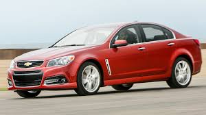 2016 Chevrolet SS Sedan: The New Benchmark Sport Sedan! - Ignition ...