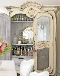 10 ideas for setting up a home bar shabby armoires and bar
