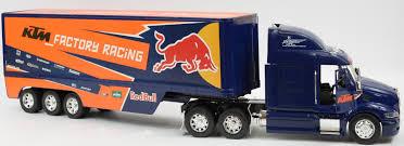 Peterbilt KTM Factory Racing Team Truck