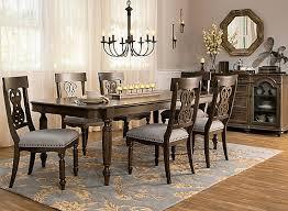 Raymour And Flanigan Dining Room Tables kasari 7 pc dining set oak gray raymour u0026 flanigan