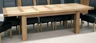 Extendable Dining Tables Oak Table And Chairs Best Extending Room