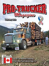 100 Truck Driver Magazine Proer Canadian Ing