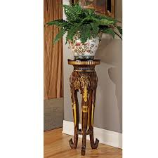 Design Toscano Majestic Elephant Pedestal Plant Stand & Reviews