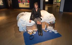 Tracey Emin My Bed by Turner Prize Abolishes Age Limit And Embraces The Not So Young