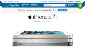 iPhone 5s price dropped to $119 at Sam s Club through January