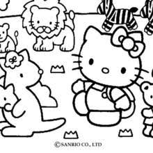 Ideas Collection Hello Kitty Coloring Pages Online For Free