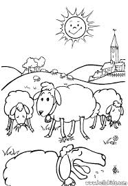 Farm Animal Coloring Pages Corresponsablesco
