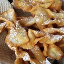 recette cuisine lyonnaise véritables bugnes lyonnaises lyonnaise pâtisserie et gâteau