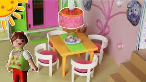playmobil frühlingsdeko luxusvilla und haus roomtour pimp my playmobil familie sonnenschein