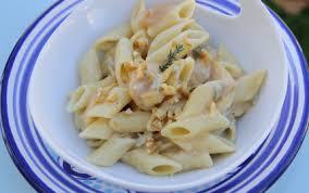recette penne gorgonzola poires et noix 750g