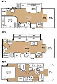 Jayco Class C Motorhome Floor Plans by Coachmen Prism Class C Motorhome Floorplans Small Picture Click