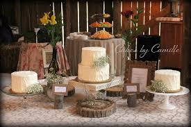 Stunning Rustic Wedding Cake Table Pictures Styles Ideas 2018
