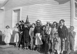 Origination Of Halloween Tradition by October 2014 Retroactive