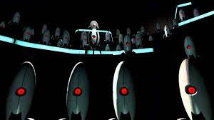 Portal 2 Sentry Turret Usb Desk Defender by Portal 2 Final Movie Turret Chorus Youtube