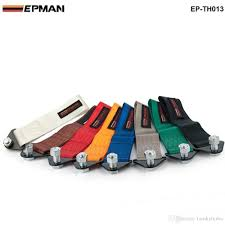 100 Tow Ropes For Trucks 2019 EPMAN HIGH STRENGTH RACING TOW STRAP SET FOR FRONTREAR BUMPER