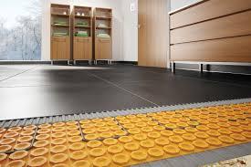 Ditra Xl Schluter Tile Underlayment by Heated Floors Schluter Com