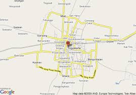 Hotel Ibis Malioboro Yogyakarta Map
