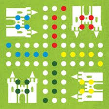 Diy Ludo Board Game Template