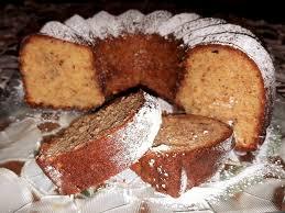 marzipan haselnuss kuchen mit schokoglasur