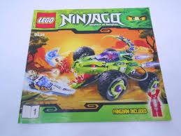100 Fangpyre Truck Ambush Instrukcja LEGO Ninjago 9445 7126797399