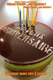 gateau d anniversaire herve cuisine gâteau d anniversaire aux légumes cuisiner avec ses 5 sens