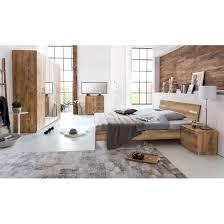 schlafzimmer set plankeneiche nachbildung ca 180 x 200 cm