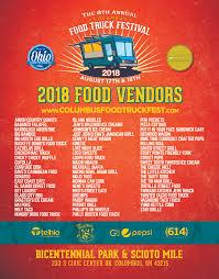 100 Food Trucks In Columbus Ohio Truck Festival Or Flight