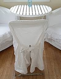 Shabby Chic Dining Room Chair Covers by 66 Best Shabby Chair Covers Images On Pinterest Chair Covers