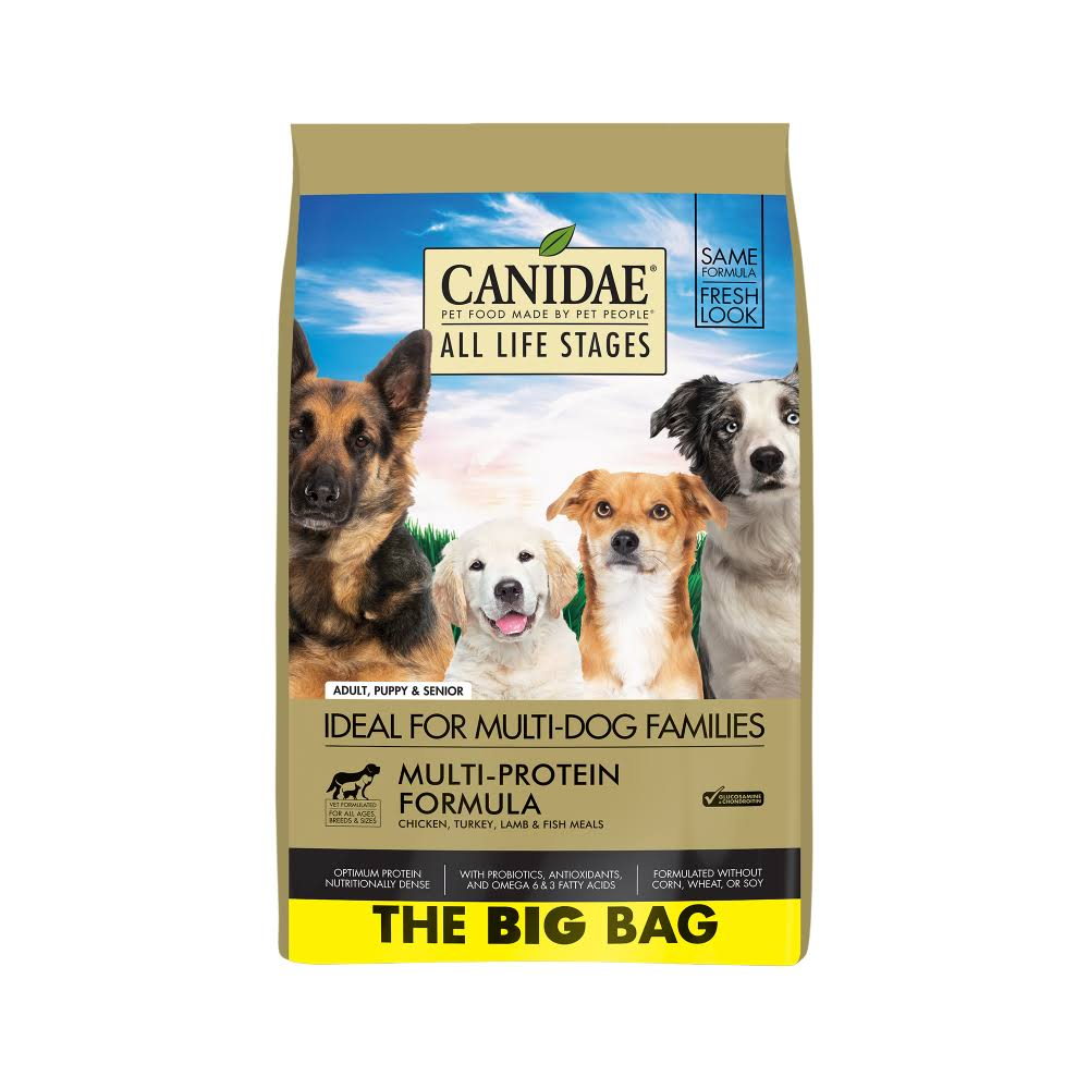 Canidae All Life Stages Dog Dry Food - 15lb