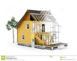 100 House Architect Design Concept Of Construction And Stock