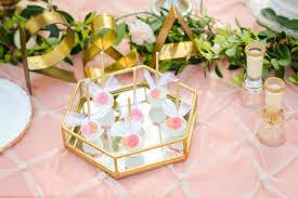 Romantic Outdoor Wedding Dessert Table Inspiration 1