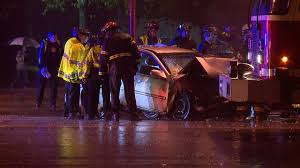 100 Two Men And A Truck Cleveland Woman Killed When Car Crashes Headon Into Fire Truck