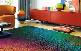 arte espina teppich farbverlauf farbpalette wohnzimmer