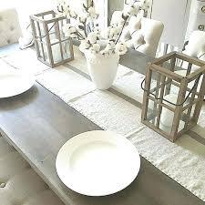 Dining Table Decor Ideas Room Modern Centerpieces Unique Farmhouse