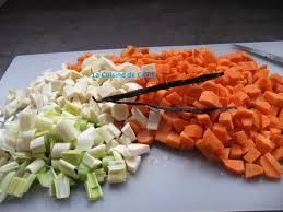 cuisine tahitienne velouté de carottes et panais à la tahitienne la cuisine de cécile