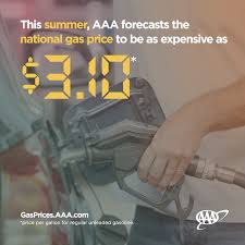Gas Prices Taking A Chunk Out Of Motorists Paychecks AAA Western