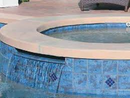 national pool tile verona 6x6 series pool tile tondela blue vr681