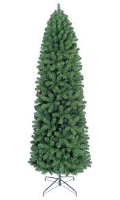 9ft Pencil Christmas Tree by Oncor 9ft Christmas Trees