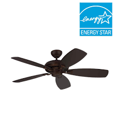 42 Ceiling Fan Room Size by Flush Ceiling Fans Ceiling Fans U0026 Accessories The Home Depot