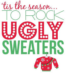 Ugly Sweater Party Awesome Ideas Invite