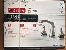 Delta Mandara 8 Faucet by Delta Brushed Nickel Widespread Home Faucets Ebay