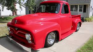 1955 Ford F100 Pickup For Sale~351 W~C6~Disk Brakes~4,287 Miles On ... 1955 Ford F100 For Sale Near Cadillac Michigan 49601 Classics On 135364 Rk Motors Classic Cars Sale For Acollectorcarscom 91978 Mcg Classiccarscom Cc1071679 Old Ford Trucks In Ohio Average F500 Truck In Frisco Tx Allsteel Restored Engine Swap F250 Sale302340hp Crate Motorbeautiful Restoration Rare Rust Free 31955 Track Cab Enthusiasts Forums 133293