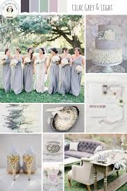 Elegant Wedding Ideas In A Chic Grey Pastel Palette