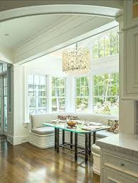 Built In Banquette Dining Room Table With Seating Best Kitchen Banquettes Images On Of
