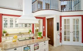 kuche esszimmer offene landhaus propiedades mit garage in